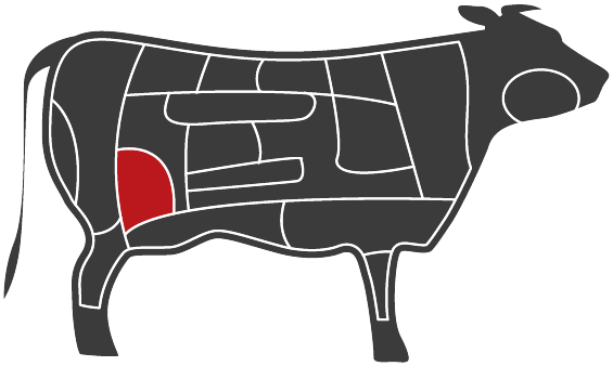 Charolais comb hús (min. 1 hetes érlelés)